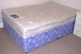 Double Bed available - still in good condition