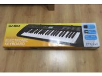 Casio ctk-240 (unboxed but never used)