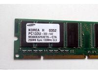 Desktop Memory - Apple Mac, G4, G3, Power PC, Athlon, Duron, Pentium III - PCI 100, PCI 133 (168pin)