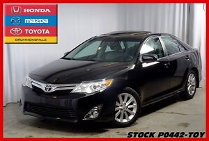 2014 Toyota Camry XLE/NAVIGATION/CUIR/TOIT