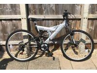 🚴♀️ Silver Mountain Bike 🚴