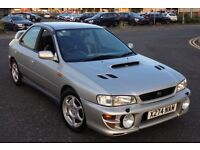 *** SUBARU IMPREZA UK TURBO 2000 AWD VERSION 6 (UNMODIFIED) ***WRX STI GC8 SALOON TYPE R CUPRA R 225