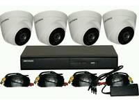 4XHIKVISON CCTV CAMARA