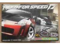 Scalextric Need for Speed - Micro Scalextric.