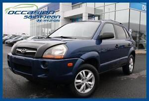 2009 Hyundai Tucson GL *ATTELAGE DE REMORQUE*