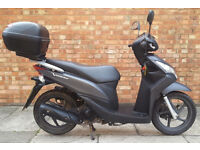 Honda Vision 110, Excellent condition with low mileage!