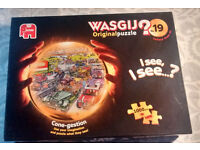 WASGIJ Original puzzle No 19 - Cone-gestion - 1000pcs
