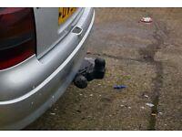 Vauxhall astra g towbar