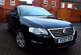 2007 Volkswagen Passat 2.0 TDI !! AUTOMATIC!! 170 HP!!! Impeccable!!