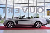 2012 Ford Mustang GT 5.0 AUTOMATIQUE CUIR CONVERTIBLE