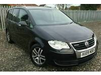 2009 Volkswagen Touran 1.9 TDI BlueMotion Tech SE 5dr