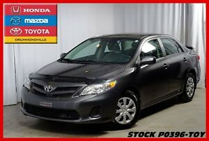 2012 Toyota Corolla BAS KM/ SIEGES CHAUF
