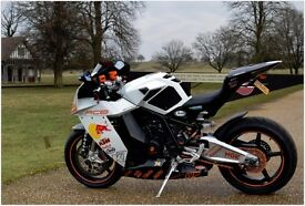 ***BEAUTIFUL CONDITION KTM RC8 1190 - THOUSANDS SPENT ON IT - STUNNING & RARE***