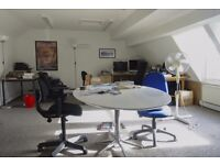 Office Space - private of shared - in beautiful Berkeley Square, Clifton.
