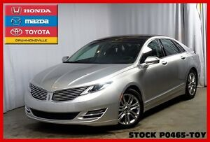 2013 Lincoln MKZ 3.7L AWD/BAS KM/NAVIGATION