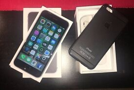 For sale iPhone 6s Gray 16gb unlocked, perfect condition!
