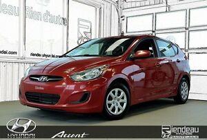 2013 Hyundai Accent GL + A/C + SIÈGES CHAUFFANTS