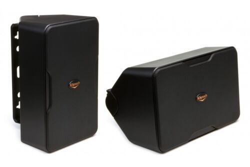 "Klipsch 5-1/4"" Indoor/Outdoor Loudspeakers (Pair) White CP 6 WHITE"