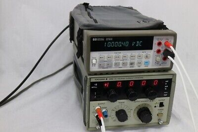 Yokogawa 2553 Dc Voltage Current Temp Standard