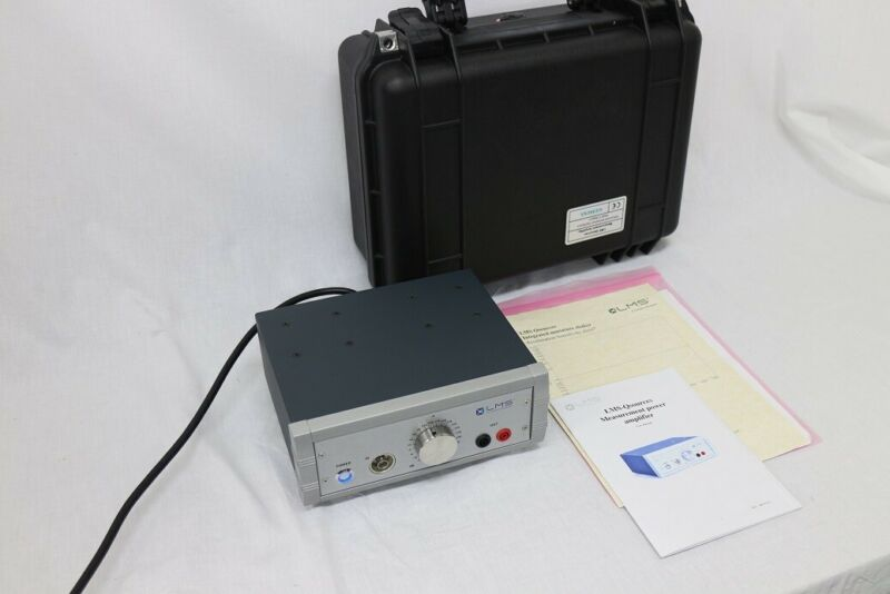 Siemens LMS Qsource 150Vrms 5Hz-40KHz Amplifier
