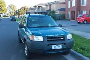 1999 Land Rover Freelander Wagon Glen Waverley Monash Area Preview