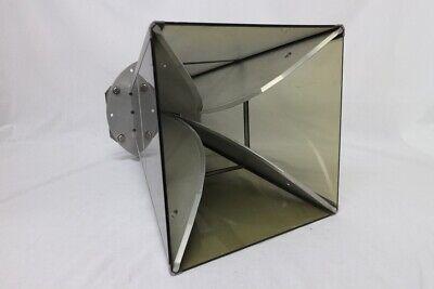 Emco 3164-03 0.4-6ghz Dual Polarized V H Horn Antenna