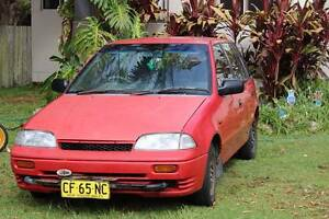 1997 Suzuki Swift Hatchback Coffs Harbour Coffs Harbour City Preview