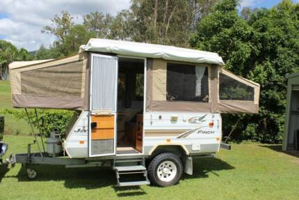 Jayco Outback Finch camper trailer