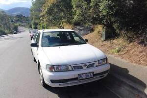 1997 Nissan Pulsar Hatchback Sandy Bay Hobart City Preview