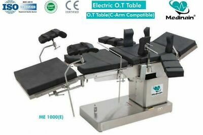 Surgical Table Medina C-arm Compatible Fully Electric Operation Theater Ot Table