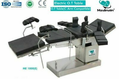 New Fully Electric C-arm Compatible Operation Theater Ot Surgical Table Do
