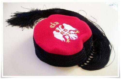 Serbia - Licka kapa - Traditional Cap from Lika