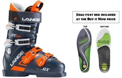 28.5 MP Lange SX 100 Ski Boots 2019 Size 10.5 US Men/'s