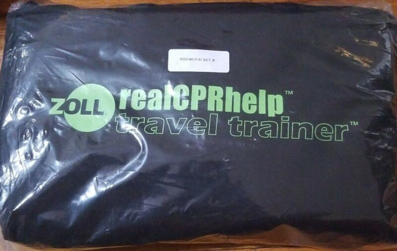 ZOLL Real CPR Help Travel Trainer for ZOLL AED Plus, AED Pro