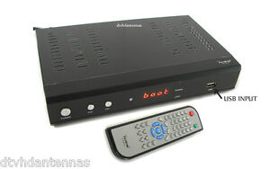 Iview HDTV Digital HDMI USB Converter Box Set-Top TV Tuner Box  W/ DVR Function