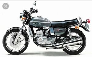 Is there any interest in mid 70s Honda's, Yamahas,