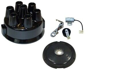 Delco Distributor Cap Ignition Tune Up Kit Oliver 440 550 770 880 Tractor