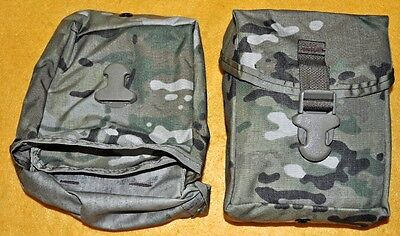 US Army Crye Multicam pattern IFAK Pouch only Brand new Sewn in divider