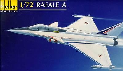 Heller Dassault Rafale a 1986-1994 Demonstrateur 1:72