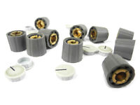 3 mm SHAFT COLLET KNOBS W//CAP  11 MM  SIFAM//SELCO  S110-003  BLACK  NOS