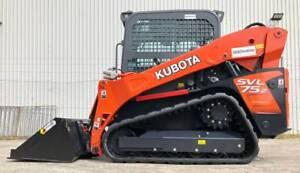 Kubota SVL75-2CW Track Loader Kewdale Belmont Area Preview