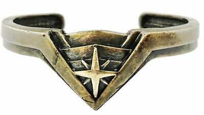 Wonder Woman Antique Brass Metal Tiara Cuff Bracelet](Wonder Woman Tiara)