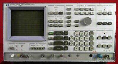 Hp - Agilent - Keysight 3585a Spectrum Analyzer 20hz To 40mhz
