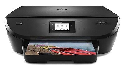 Hp Envy 5540 Wireless All In One Color Photo Print Scan Copy Printer  New   Ink