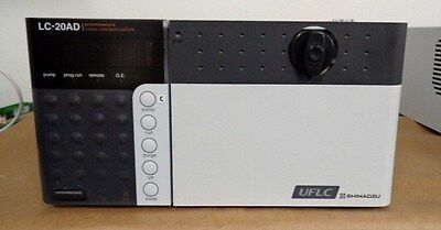Shimadzu Lc-20ad Hplc Pump Prominence Refurbished