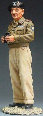 KING & COUNTRY BRITISH 8TH ARMY EA008 FIELD MARSHALL MONTGOMERY MIB
