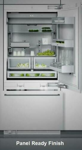 "GAGGENAU RB492701 36"" Fully Integrated Bottom-Freezer"