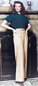 Vintage 40's NEW YORK Wide Leg TROUSERS*PANTS* SLACKS *TREWS Sewing Pattern W26