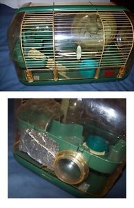 1 or 2 Level Hamster Mouse Cage or Exercise Sphere London Ontario image 3
