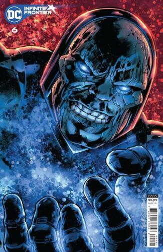 Infinite Frontier #0 #1-6 Secret Files #1   Select Covers   DC Comics 2021 NM